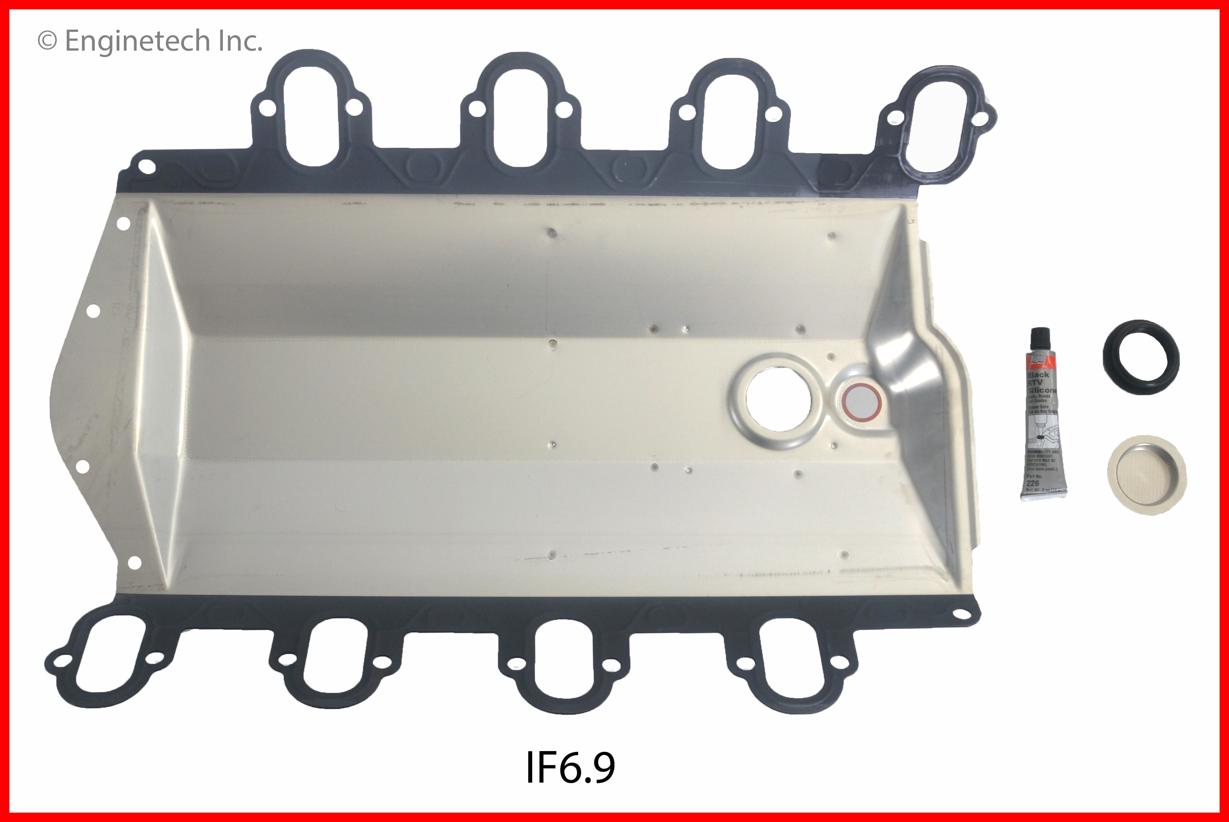 GSKT INT FORD VALLEY PAN 6.9 / 7.3